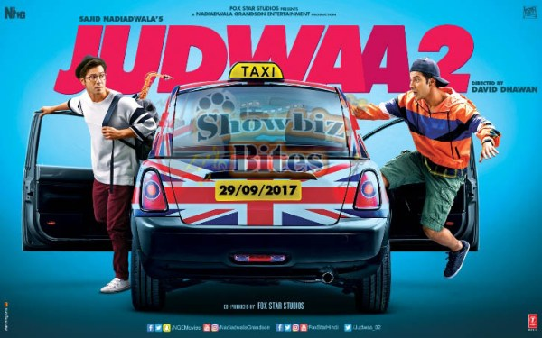 Judawaa 2 First Poster released
