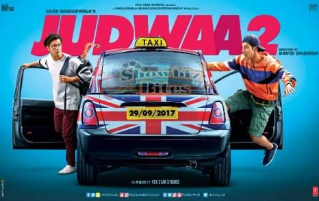 Varun Dhawan's Judawaa 2 First Poster