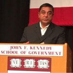 Kamal Haasan's keynote speeches at Harvard University