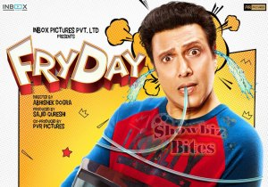 Govinda's FryDay Set to Release on May 25th – Second Poster Released