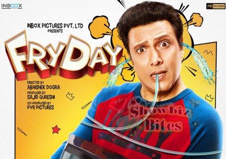 Govinda's FryDay