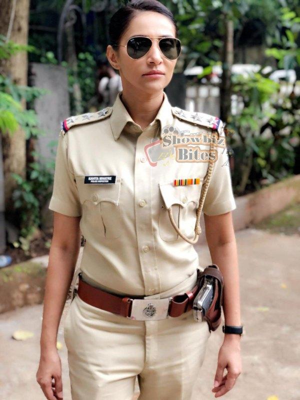 Indian actress Rishina Kandhari