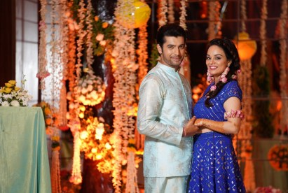 Ssharad Malhotra's Mehndi Ceremony