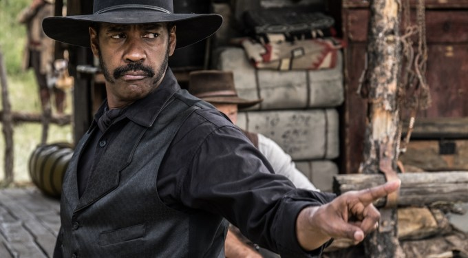 This Week In Movies: 'The Magnificent 7,' 'Storks,' 'Queen Of Katwe'