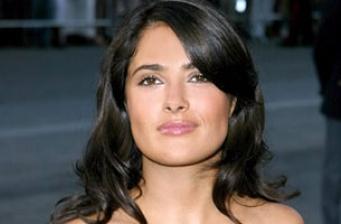 Salma Hayek to work on Gabriel Garcia Marquez's new film