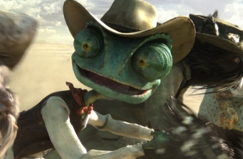 'Rango' is #1 at the box office