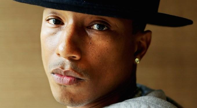 """Hot Video Alert! Pharrell Releases """"Marilyn Monroe"""""""