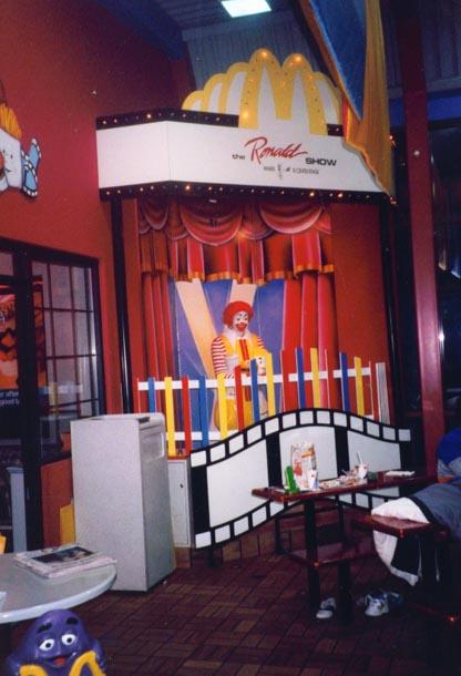 McDonalds Shows  Photo Gallery