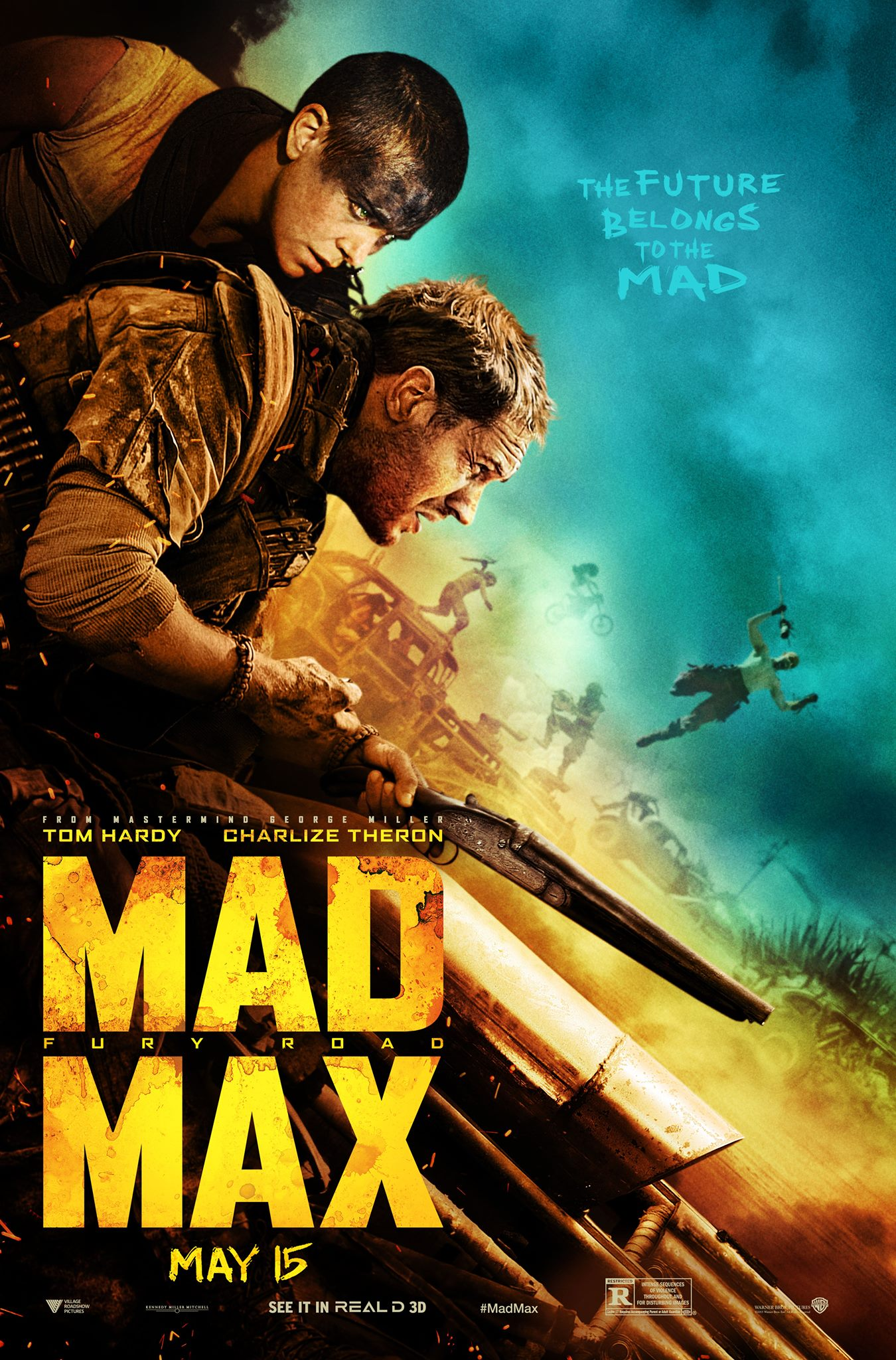 Mad Max Fury Road Main