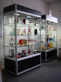 - SD8 Upright Display Cabinet