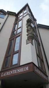 Spielstätte Laurentiusheim