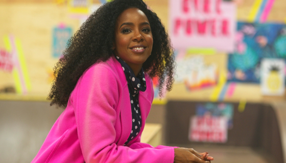 """Kelly Rowland Talks """"Shero"""" Michelle Obama & Testing Out New Music On Beyoncé & Michelle Williams [Video]"""