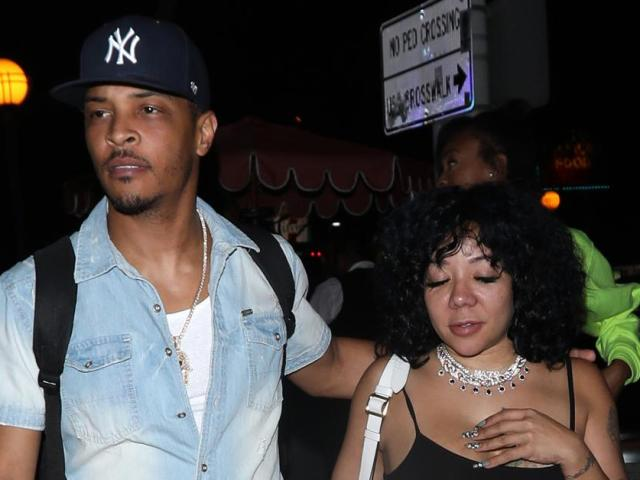 LAPD Investigating Rapper T.I. & His Wife Tiny Over Alleged Sexual Assault, Drugging