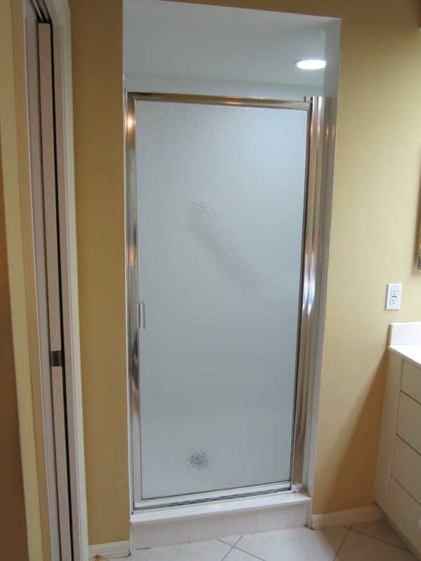 Silver Shower Doors In Fl