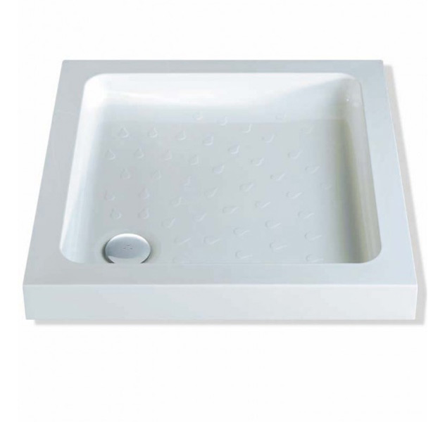 MX Classic Square Deep Shower Tray  760  800  900  1000mm