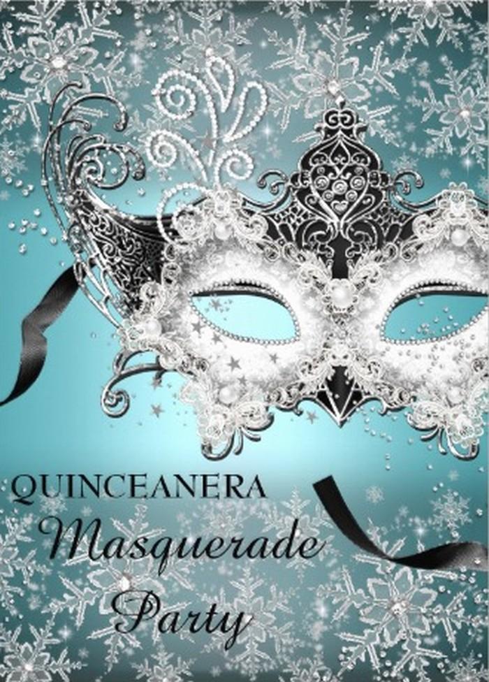 How To Design Masquerade Party Invitations Invitations