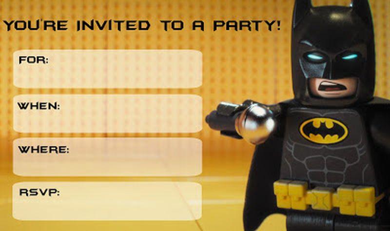 Birthday Invitations Etsy