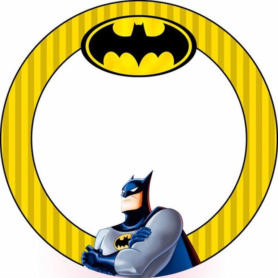 free batman birthday invitation