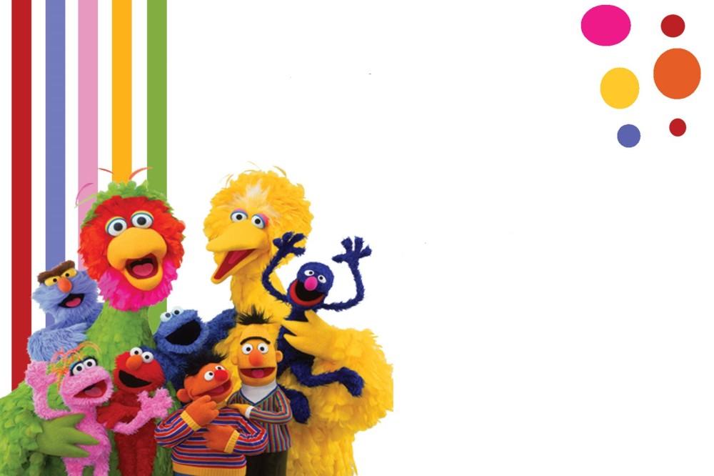 Free Sesame Street Invitation Template Invitations Online