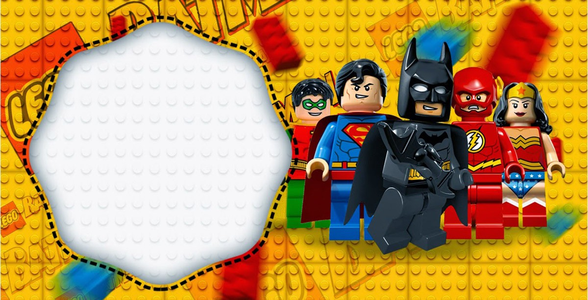 Free Printable Lego Invitation Templates Invitations Online