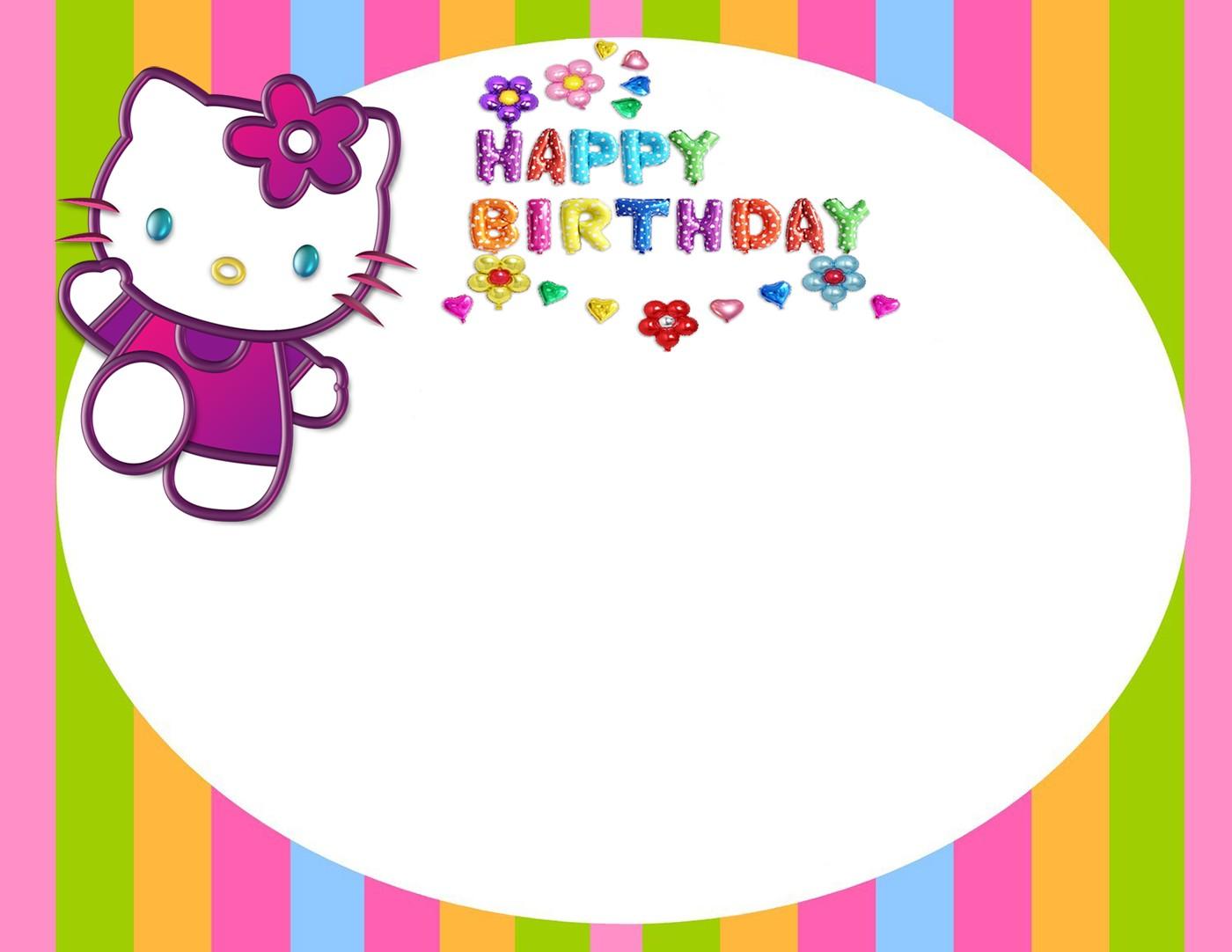 Custom Birthday Invitations Online