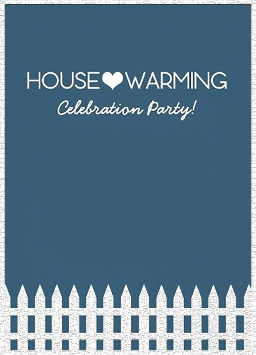Printable Invitations Housewarming
