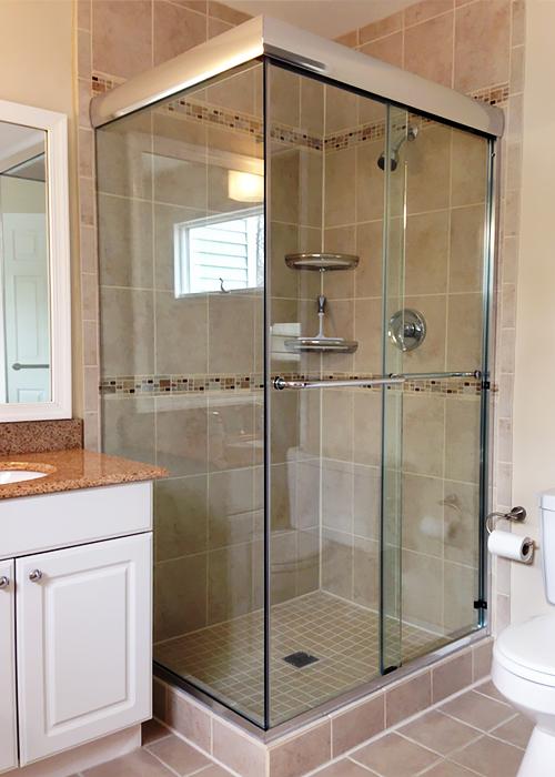 Double Shower Doors And Sliding Doors ShowerMan