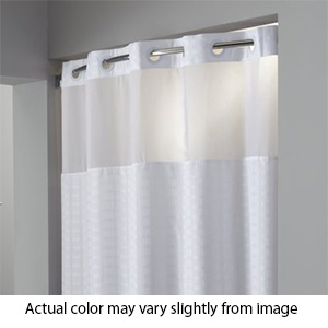 madison extra long shower curtain
