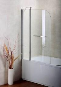 75 x 140 cm Badewannen Faltwand Duschwand ...