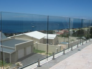 Frameless Glass Surface Mounted Balustrading