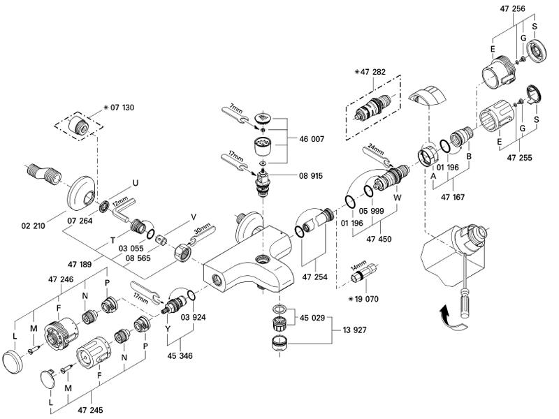 Cartridge Heater Wiring Diagram