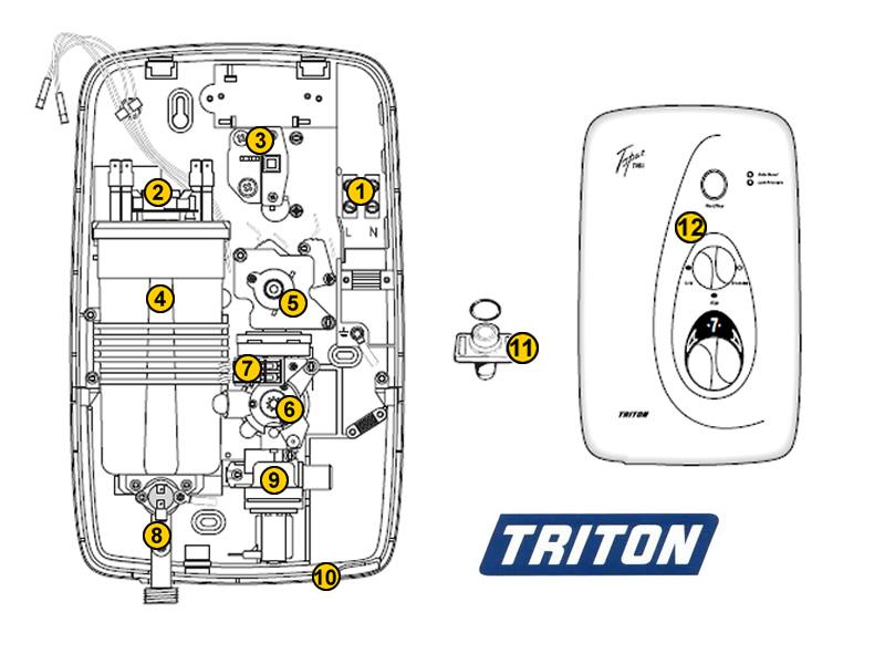 richmond hot water heater wiring diagram ford 3g alternator electric tankless - imageresizertool.com