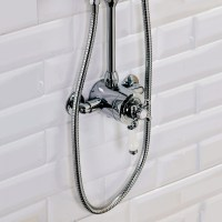 Cassellie Traditional Exposed Concentric Shower Valve ...