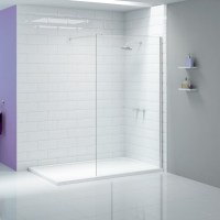Merlyn Ionic 1000mm Showerwall Panel | A0409D0