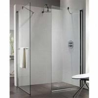 Twyford Hydr8 Walk in Flat Shower Panels | H85950CP