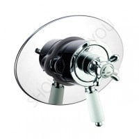 Bristan 1901 Thermostatic Surface Mounted Shower Valve