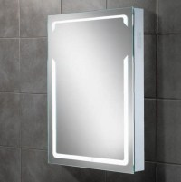 HiB Vibe LED Bluetooth mirror