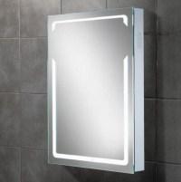 HiB Vibe LED Bluetooth mirror