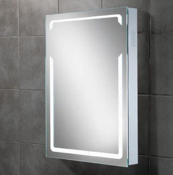LED Bathroom Mirror with Bluetooth