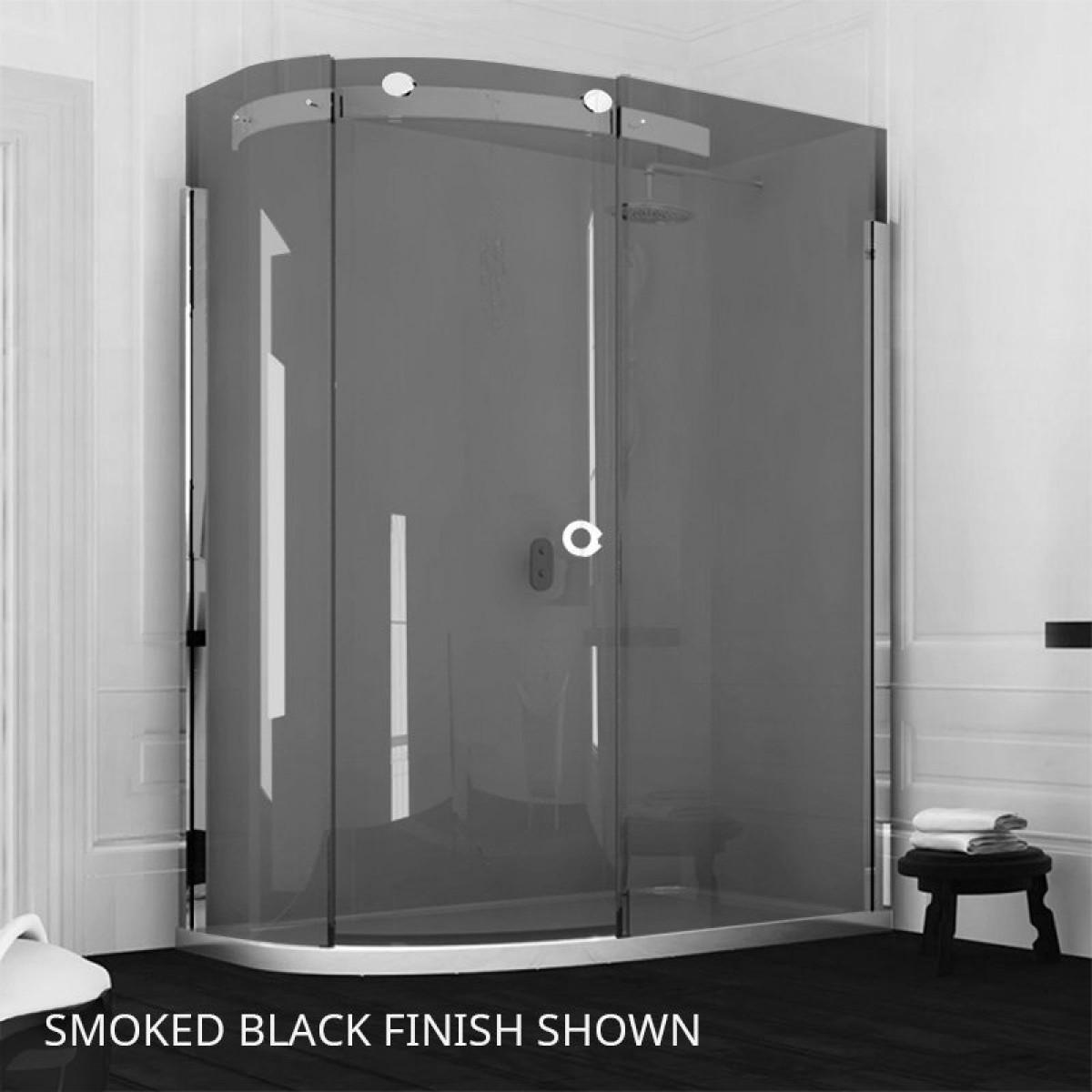Merlyn 10 Series Offset Quadrant Shower Enclosure 1200 x 900