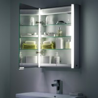 Roper Rhodes Plateau illuminated Bathroom Cabinet | AS515ALIL