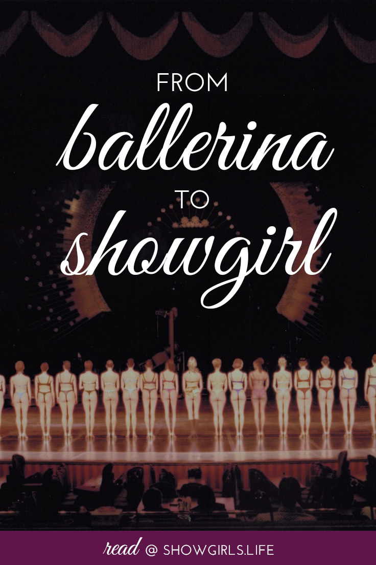 From Ballerina to Showgirl – Showgirls.Life