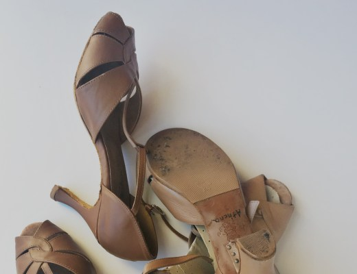 Showgirls.Life Blog – How to Rubber your Shoes