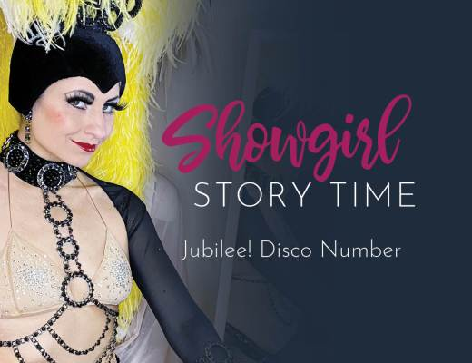 Showgirls Life   Showgirl Story Time starring Athena Patacsil talking about Jubilee! Disco