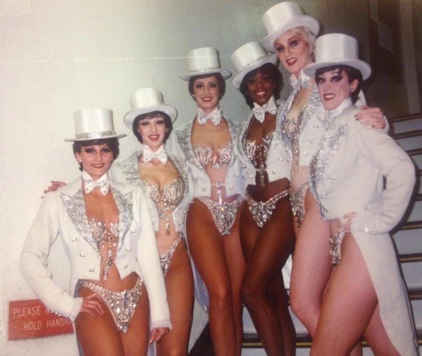 Showgirl's Life Podcast | ep. 002 Running off to join the circus featuring Eileen Ryans Scott