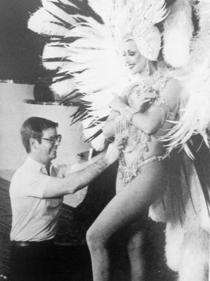Showgirl's Life Podcast | Ep. 5 Like being shot out of a cannon with special guest Pete Menefee
