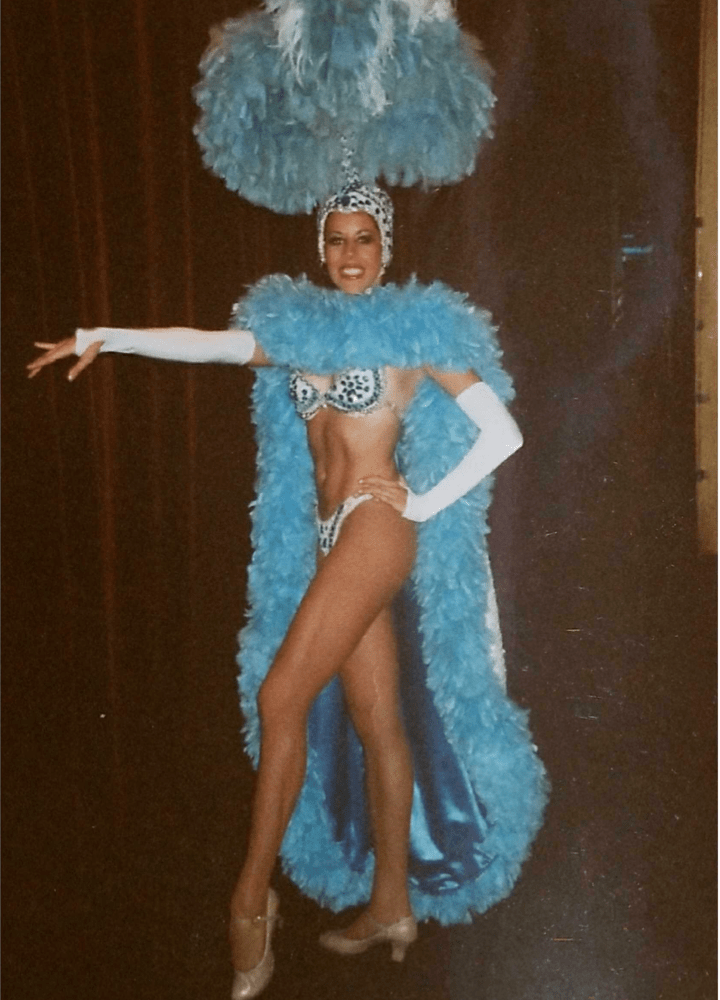 Showgirl's Life Podcast | Ep. 6 Mobsters and lobsters with special guest Nikki Adamo Schwebel