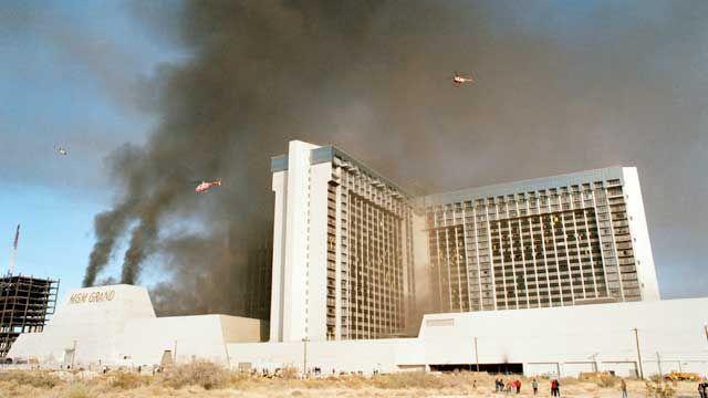 MGM Grand Fire