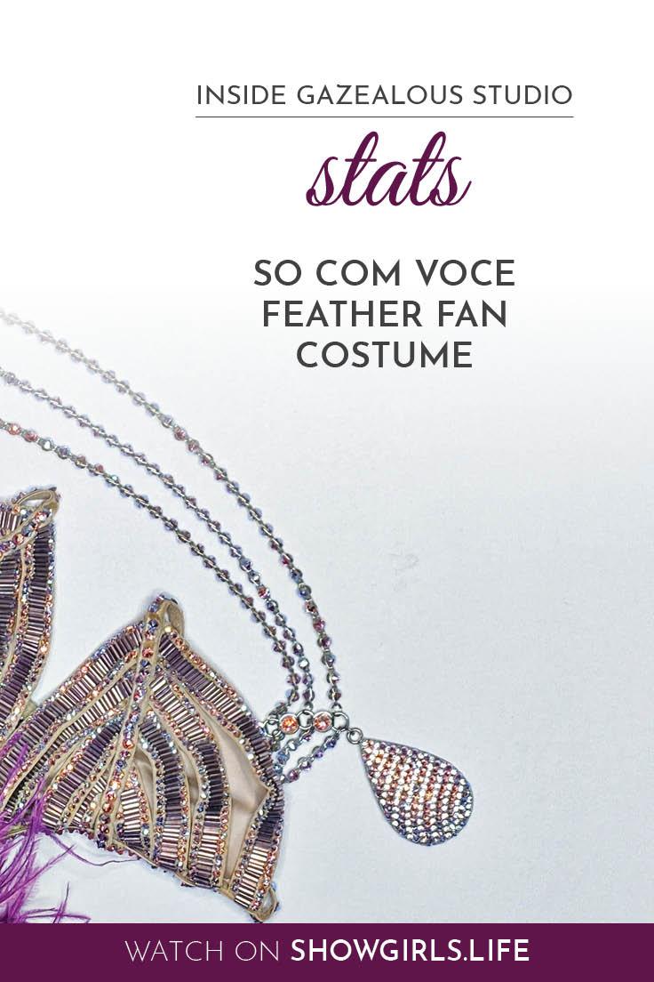 Showgirl's Life costume Blog
