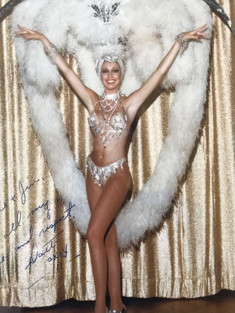 Showgirl's Life podcast | ep 43 From Showgirl to Farm Girl featuring Patti Jo Amerein (Cooper)